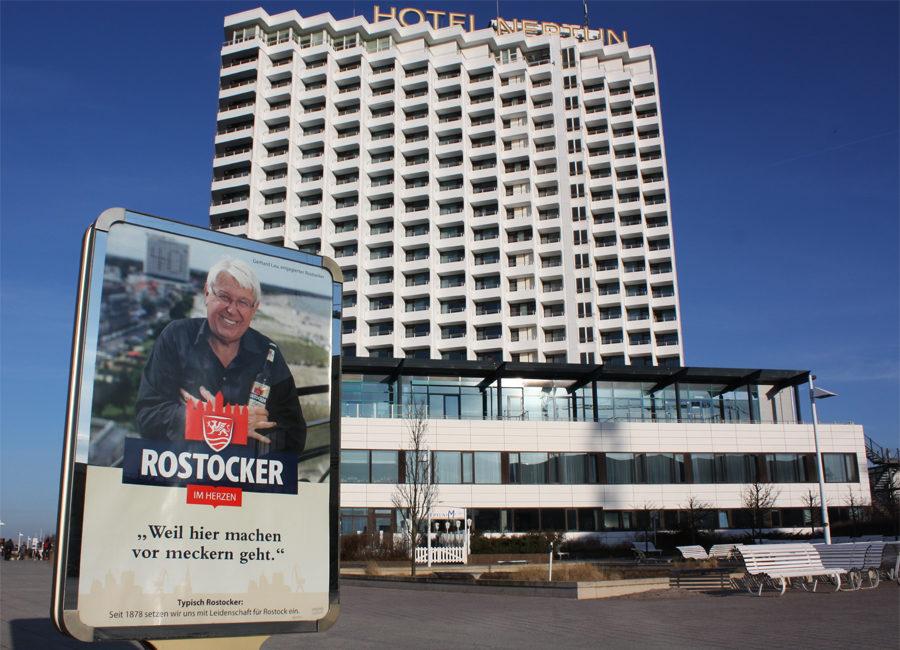 Gerhard Lau Warnemünde Hotel Neptun 2012
