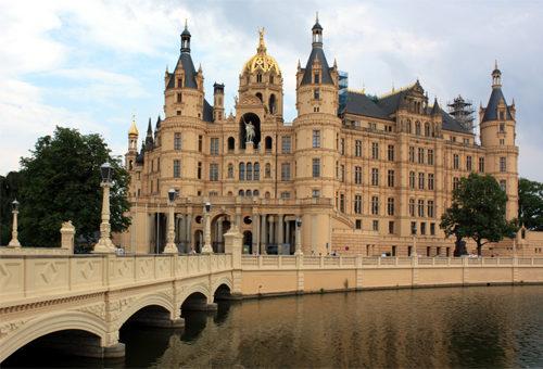 Schloss Schwerin 2010