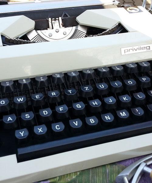 Schreibmaschine Privileg 160 T