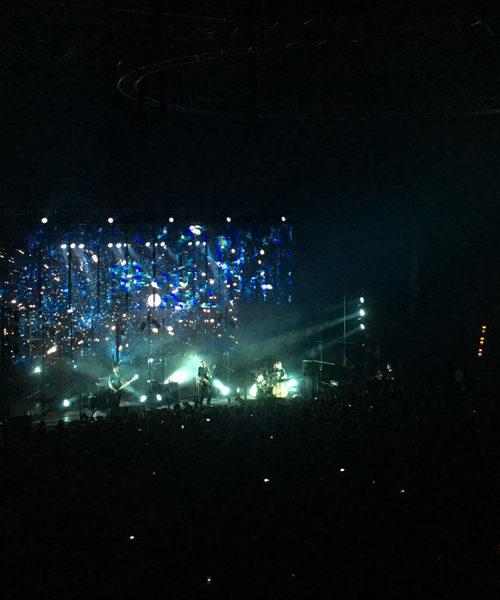 Konzert von Sigur Rós im Tempodrom, 2017