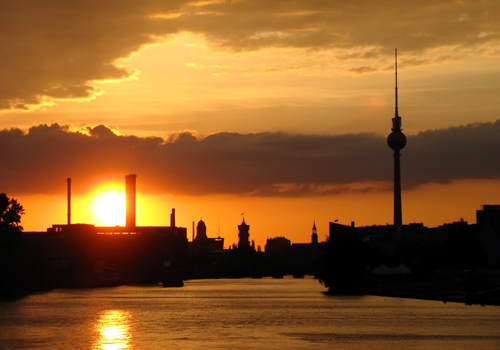 Silhouette Berlin 2008