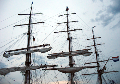 Stad Amsterdam 2008
