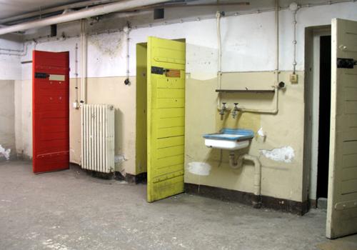 Stasi Gefängnis Rostock 2007