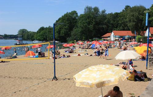 Strandbad Wendenschloß Berlin 2010