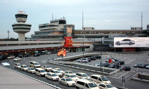 Flughafen Berlin-Tegel 2010