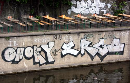 Übersee Landwehrkanal Berlin Kreuzberg 2010