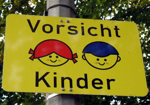 Vorsicht Kinder 2008