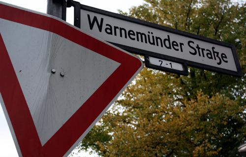 Warnemünder Straße Berlin Schmargendorf 2010