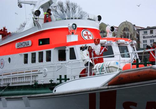 Weihnachtsmann Engel Alter Strom 2009
