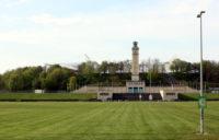 Zentralstadion Leipzig Festwiese Glockenturm 2010